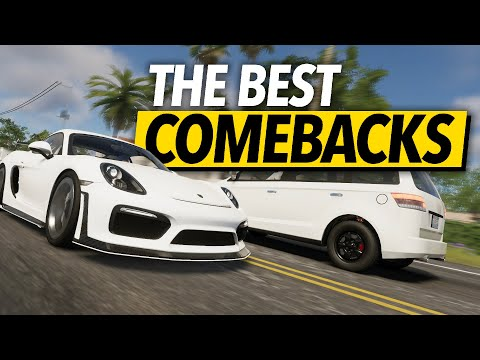 The Crew 2 | The Best Comebacks! |