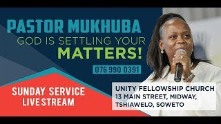 Download Video You are watching Sunday Service Live Stream with Pastor Mukhuba. MP3 3GP MP4