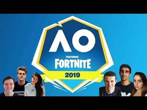 AUSTRALIAN OPEN 2019: SOLOS **FORTNITE SUMMER SMASH!!!** [PRO-AM CHARITY EVENT]