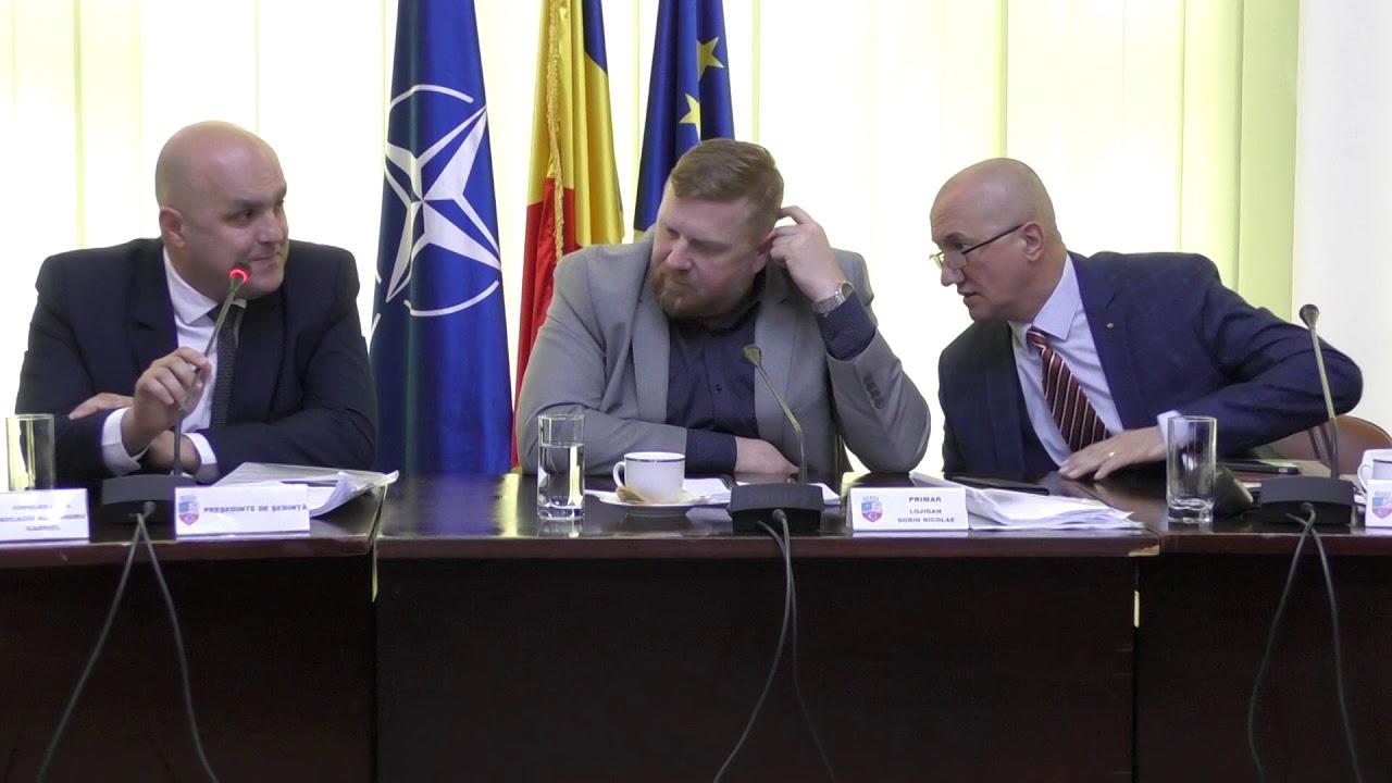 Discuții la Câmpia Turzii, despre  lucrările la podul de la Turda (28.03.2019)