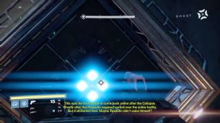 Vents in the Promethean Code Heroic Level