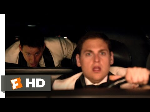 21 Jump Street  Limo Chase  910  Movies