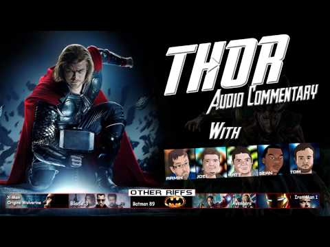 Thor Audio Commentary