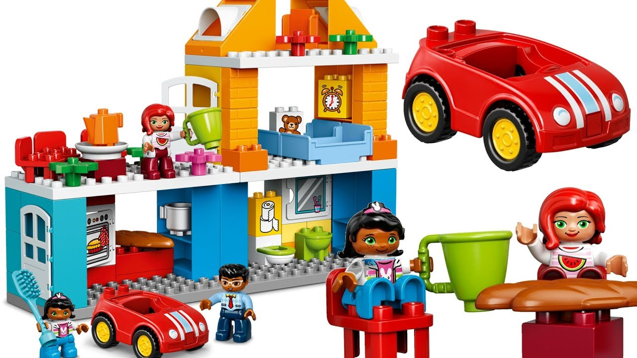 Lego DUPLO Learn To Count build the numbers train - 10558 ...   What Are Duplos