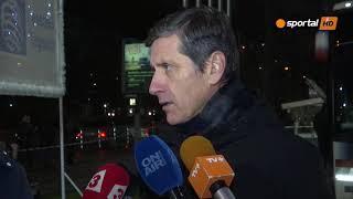Небойша Миличич: Играчите са много изморени, това доведе го големия резултат