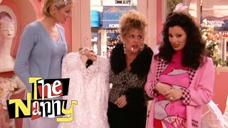 Maggie's Getting Married! | The Nanny