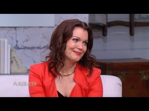Bellamy Young On The End of 'Scandal'  Pickler & Ben
