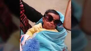 Funny baby song sing by this baby😊😊😂😂