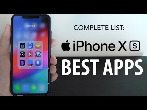 Best Apps for the iPhone XS - Complete App List