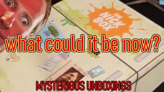 What Could It Be Now? Mysterious Unboxings #21 - LIVE
