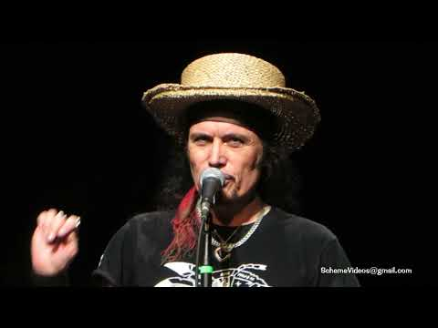Adam Ant - LADY / FALL IN - Beacon Theatre, New York City - 9/13/17