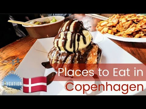 PLACES TO EAT IN COPENHAGEN DENMARK | Food Guide