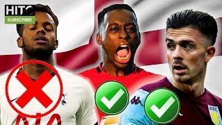 UNCAPPED England Squad: Euro 2021 Chances