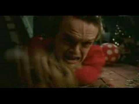 Die Roten Rosen (DTH) - Weihnachtsmann vom Dach. Musikvideo