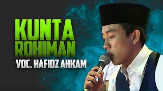 Download Mp3 Kunta Rohiman Voc. Hafid Ahkam Syubbanul Muslimin   Hd