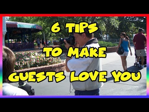 6 Tips to Make Guests Love You- Ep 108 Confessions of a Theme Park Worker