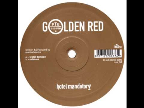 Golden Red - Water Damage