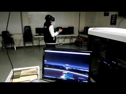 EagleRidge High School Virtual Reality Class