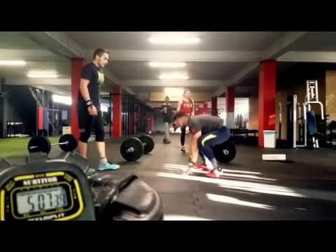 ΣυdreamTeam |  workout 2 | The Fittest Team Challenge | Crossfit North Zone