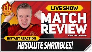 Goldbridge! Solskjaer's Bottlers! Wolves 2-1 Manchester United Match Reaction thumbnail
