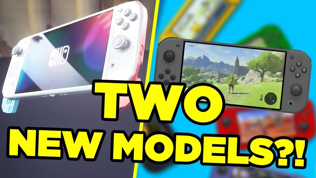 TWO Nintendo Switch Models LEAK Ahead Of E3 2019 – WhatCulture