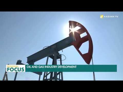 Kazakhstan's oil and gas industry development
