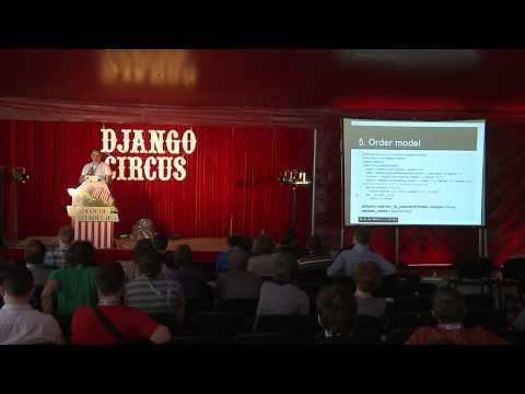 Image from DjangoCon EU 2013: Krzysztof Dorosz - Apps for advanced plans, pricings, billings and payments
