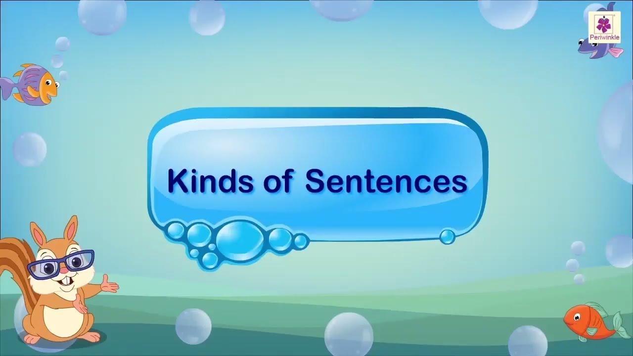 4 Kinds Of Sentences - Command [ 720 x 1280 Pixel ]