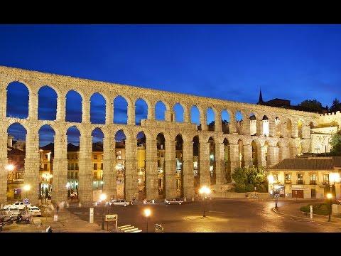 Segovia, Castile and León, Spain - city tour