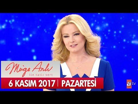 Müge Anlı ile Tatlı Sert 6  Kasım 2017 - Tek Parça