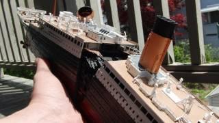 [Model Titanic SPLITS] How It s Made