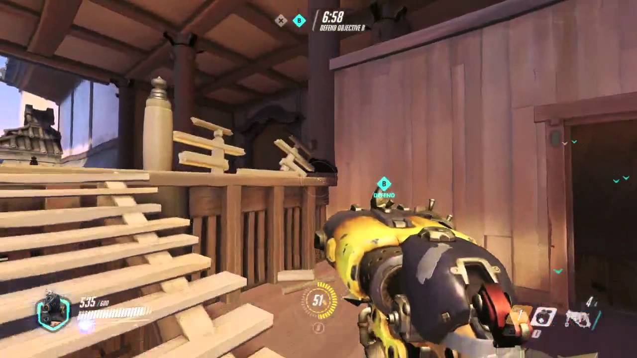 how to get less ping in overwatch