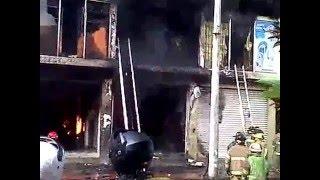 Incendio en Bahia Mall 3 en  Guayaquil