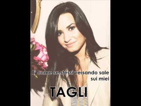 Demi Lovato Fix A Heart Traduzione Youtube