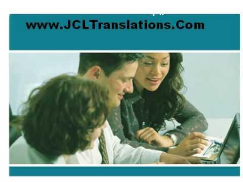 Interpreters and Translators Job Description