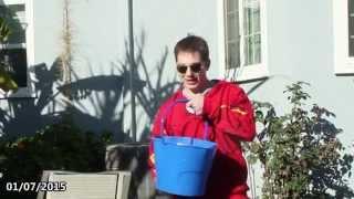 Super Belated Ice Bucket Challenge