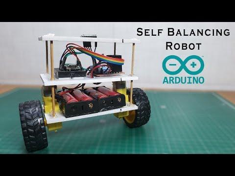 arduino-self-balancing-robot