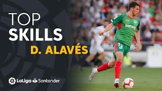 Best Skills Deportivo Alavés LaLiga Santander 2018/2019