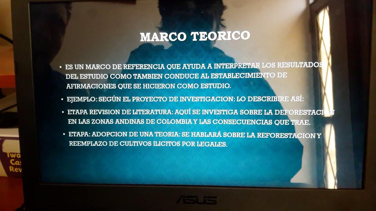 MARCOS DE REFERENCIA - YouTube