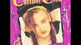 7 inch Single Mix of Culture Club - White Boy released before Do Yo...