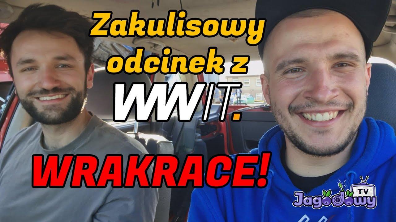 Zakulisowy odcinek z Wheel With It! Edycja: WRAK RACE!