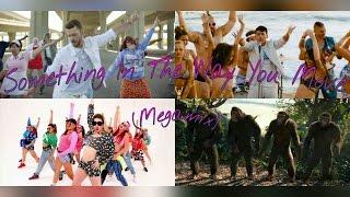 Something In The Way You Move - Ari, Demi, 5H, Halsey, Justin, Melanie, Selena (Megamix)