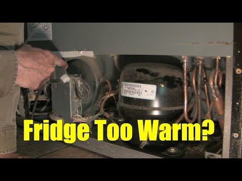 How To Investigate And Fix A Fridge That Is Too Warm