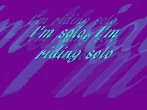 Ridin Solo Jason Derulo Lyrics