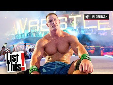 Herzzerreißende WrestleMania-Niederlagen - WWE List This! (DEUTSCH)
