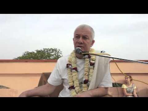 Шримад Бхагаватам 5.11.3 - Чайтанья Чандра Чаран прабху
