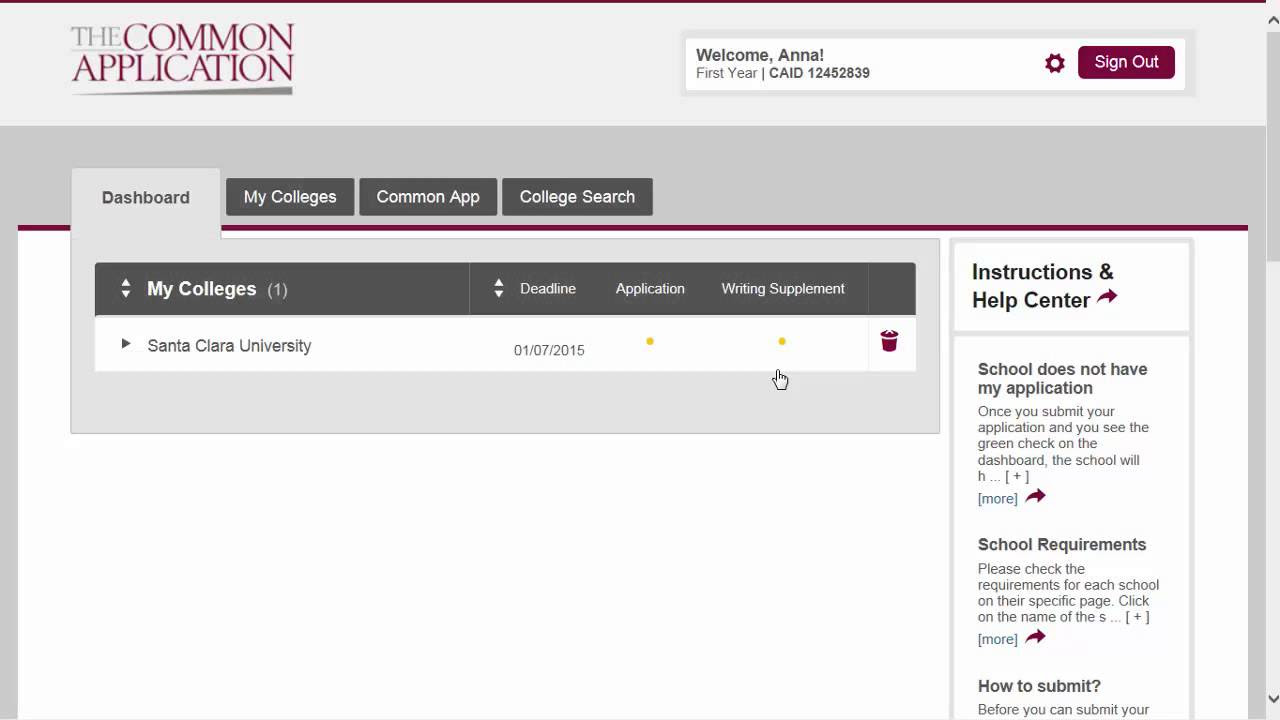 transfer essays common app