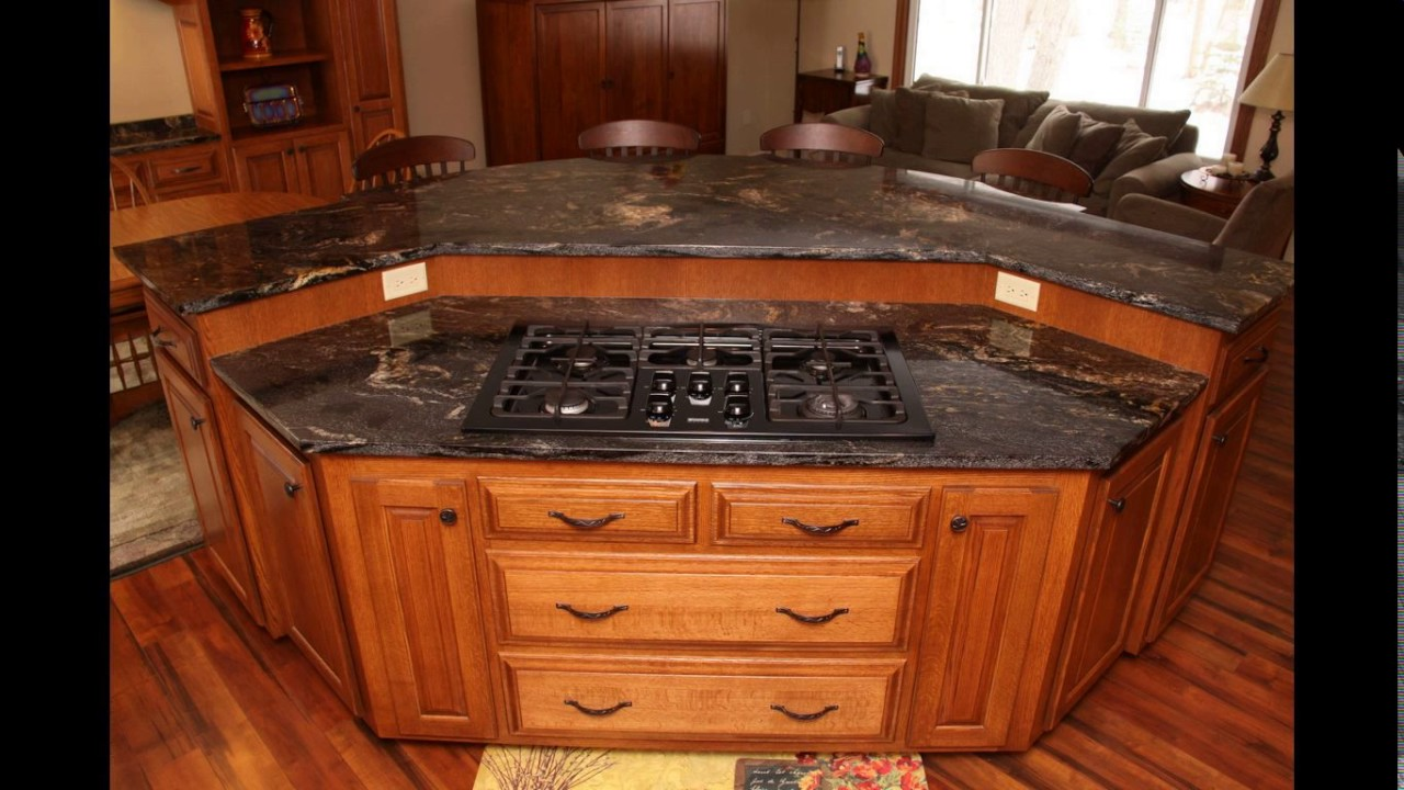 Kitchen stove design ideas - YouTube