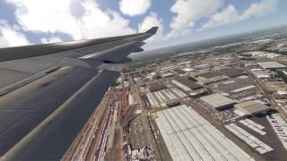 Take Off Newark Airport Boeing 747-400 ✈✈ Aerofly FS 2