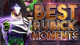 BEST Rubick Moments in Dota 2 History